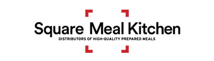 square meal kitchen logo